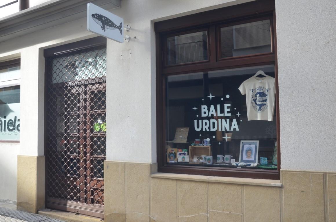 BALE URDINA